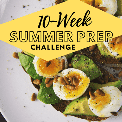 Eat Smart Summer Prep Challenge